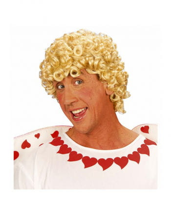 Blonde Wig Amor