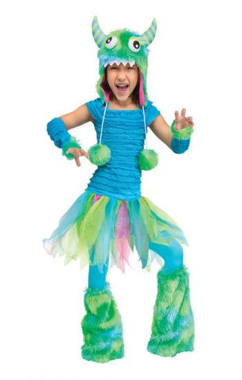 Blue Beastie Toddler Costume