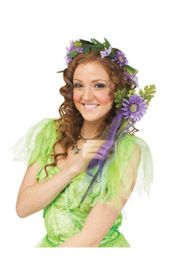 Flower Fairy Set Purple