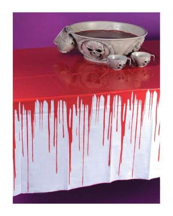 Blutbad Tischdecke