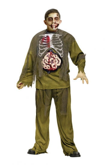 Bleeding Zombie Child Costume