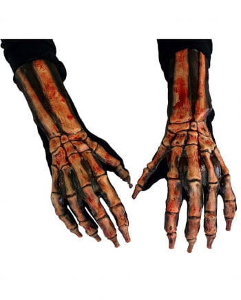 Bloody Monster Hands Deluxe