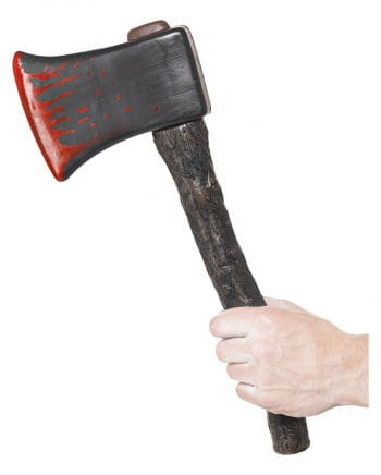 Bloody Axe Wood Style Handle
