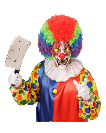 Bloody Horror clown mask