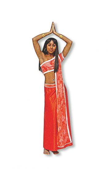 Bollywood Costume Red