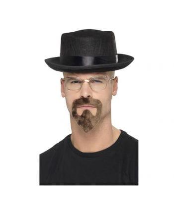 3 pcs. Breaking Bad Heisenberg Costume Accessories