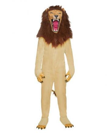 Brüllender Löwe Kostüm