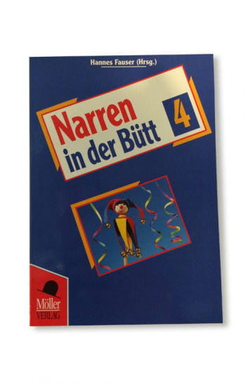 Buch Narren in der Bütt Band 4