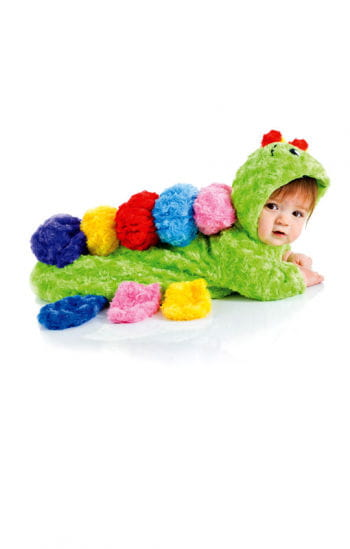 Colorful Caterpillar Baby Sack Costume