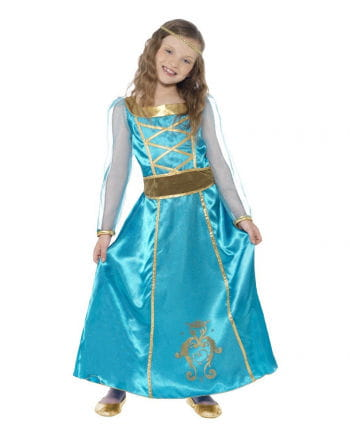 Damsel child costume