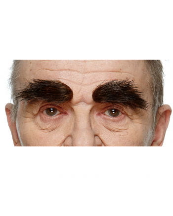 Self eyebrows Black Brown