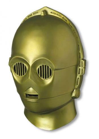 C3PO Vinyl Maske
