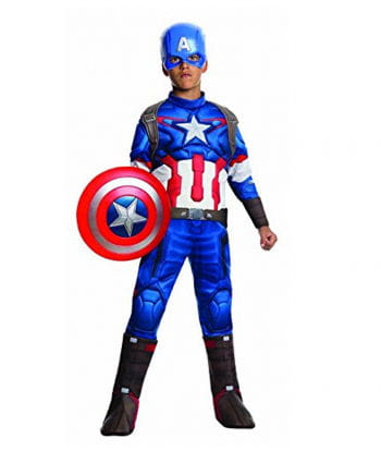 Captain America Avengers 2 Child Costume