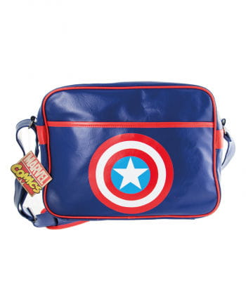 Captain America Logo Bag