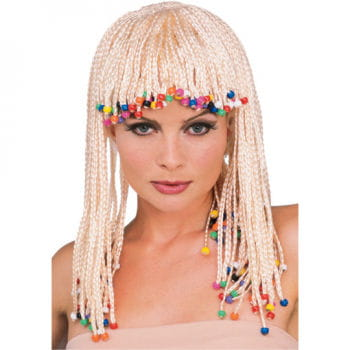 Caribbean Girl Wig blond