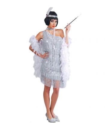 Charleston Dress Silver