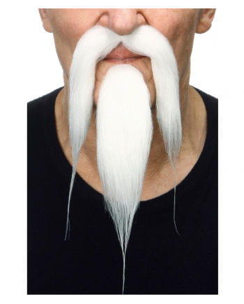 Chinese Beard white