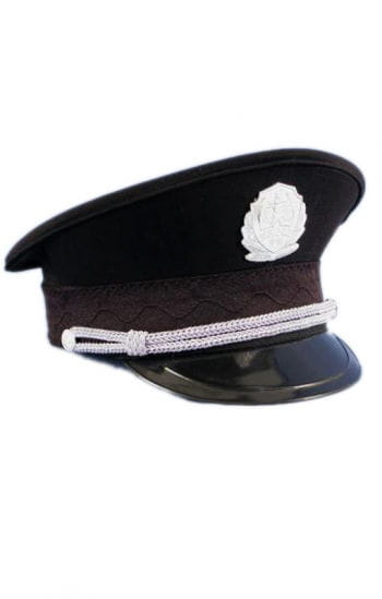 Chinese police cap