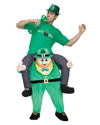 St. Patricks Day Rider Costume