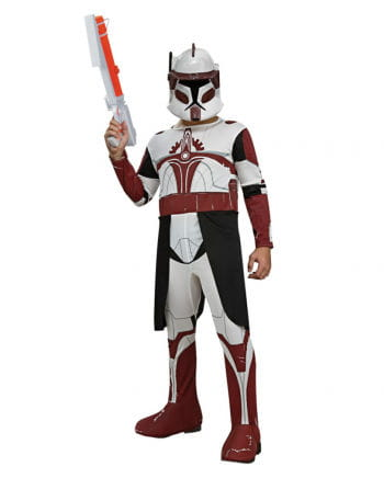 Clone Trooper Commander Fox Child Costume
