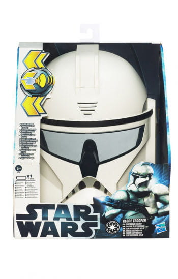Clone Trooper Helm mit Sound