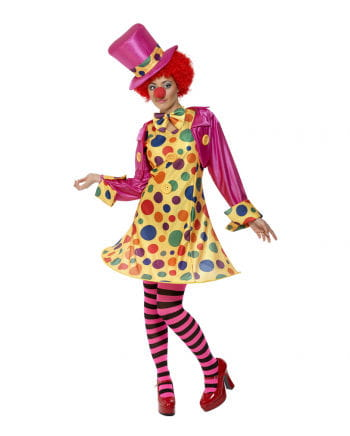 Clown Dame Kostüm