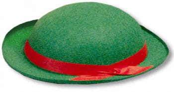 Tyrolean Felt Hat Green