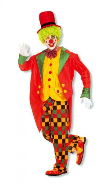 Clown Tailcoat Costume S