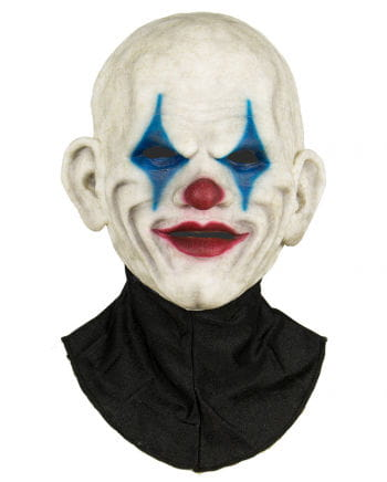 Silicone Half Mask Clown