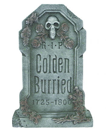 Colden Burried Halloween Grabstein