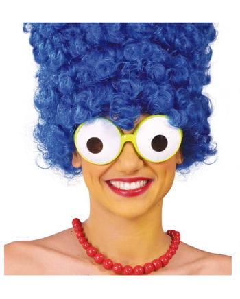 Comic Figur Faschingsbrille