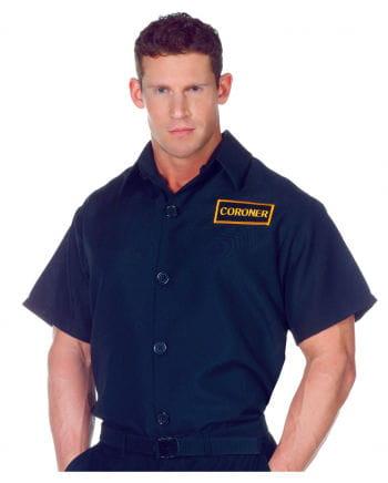 Coroner coroner shirt XL