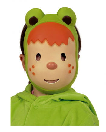 Cotoons Frog Child Mask