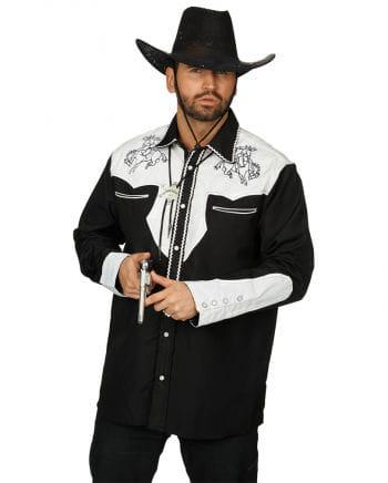 Cowboy Hemd mit Stickerei
