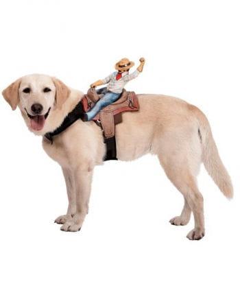 Cowboy Hundekostüm