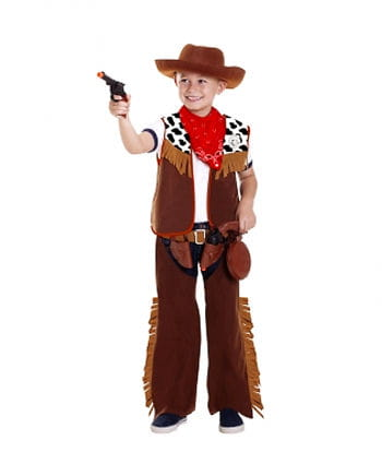 Cowboy Kinder Kostüm Set