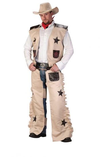 Cowboy Komplett Kostüm