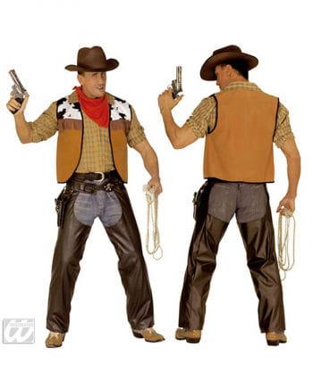 Cowboy Chaps Leatherette
