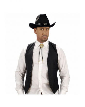 Cowboy string tie