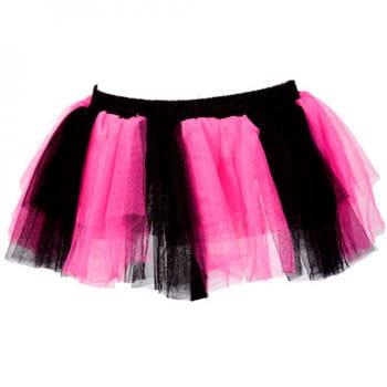 Cyber Tutu pink schwarz