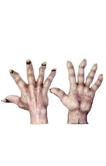 Dämonenhände hautfarben