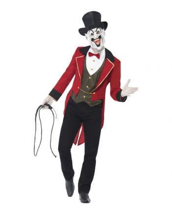 Demonic ringmaster costume