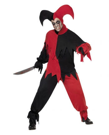 Dark Jester Costume