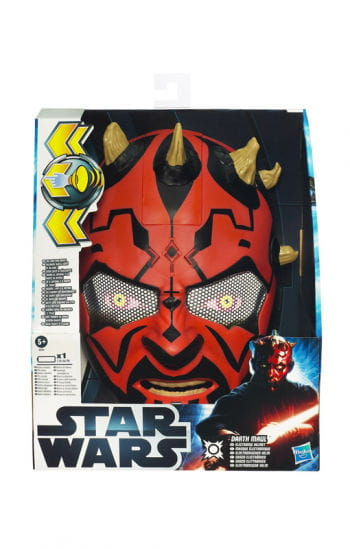 Darth Maul Mask with Sound
