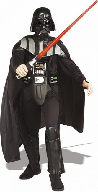 Deluxe Darth Vader Costume XL