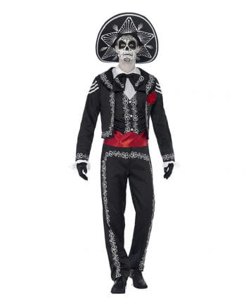 Day of the Dead Groom costume