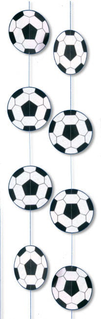 Football Hanging Decoration