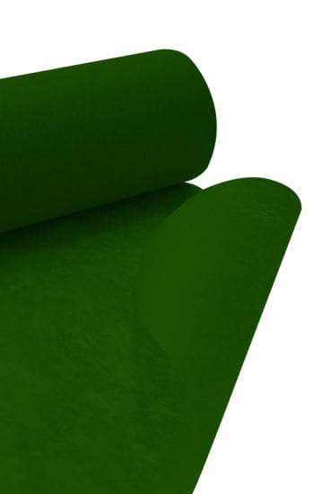 Niflamo decoration nonwoven green