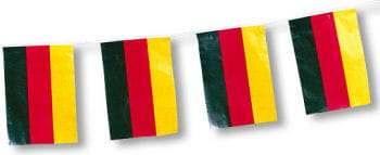 Flag Garland Germany 5 m