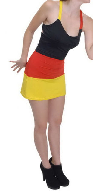 Germany Mini Dress